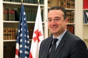 Embassy Staff | Embassy of Georgia
